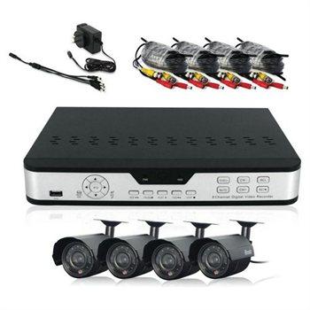 Billig security camera system