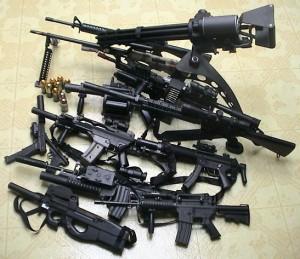 Airsoft Combat Air Guns
